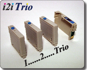 Ink2image Trio Bulk Ink Systems For Epson Desk Top Printers